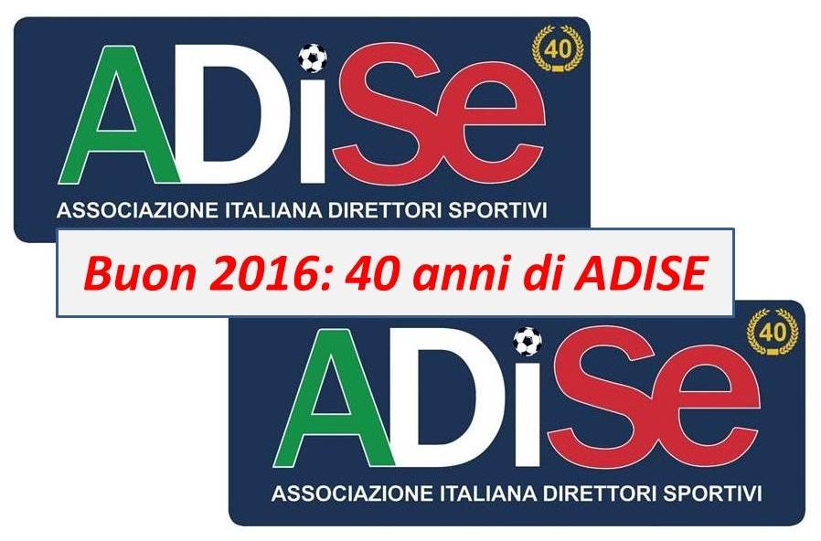 Buon 2016: 40 Anni Di ADISE
