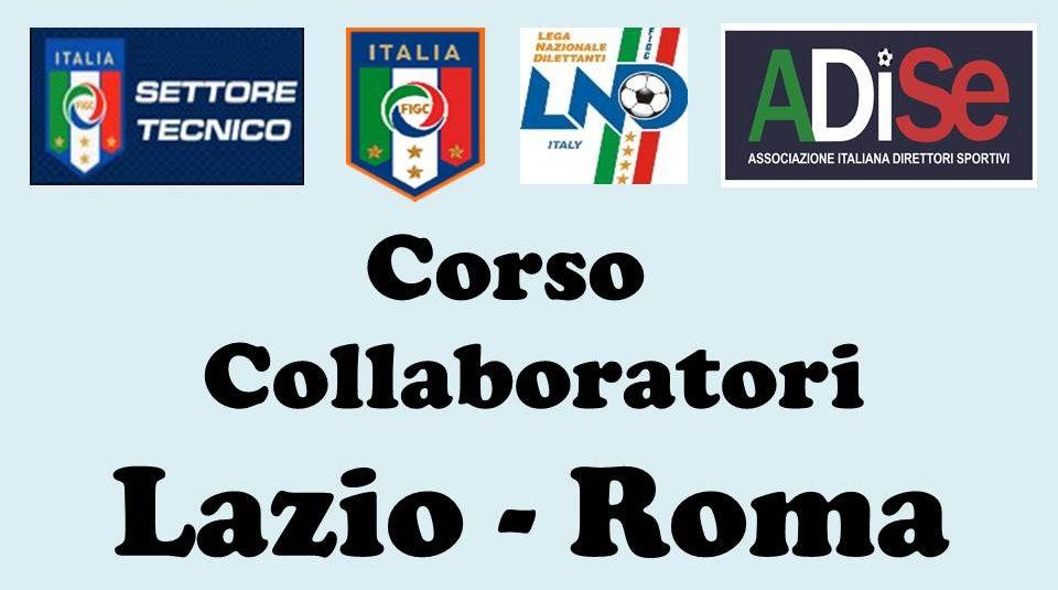 Giovedì 9 Novembre Inizia A Roma Il Corso Per Collaboratori Della Gestione Sportiva