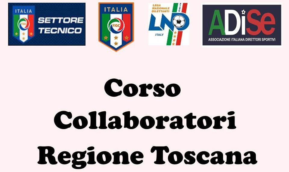 Bando Del Corso Per Collaboratori Presso Il Comitato Regionale Toscano
