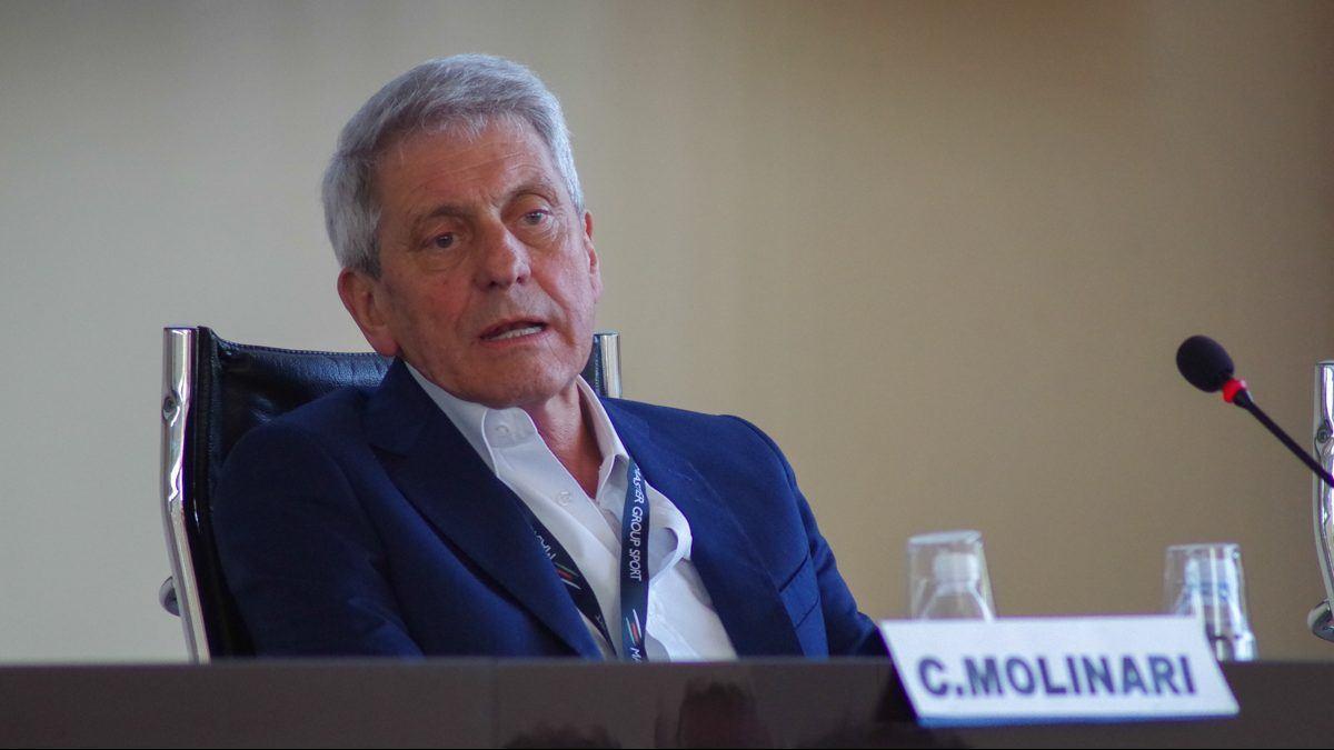 Assemblea Elettiva Adise: Il Vice Presidente Claudio Molinari Fa Il Bilancio Del Quadriennio