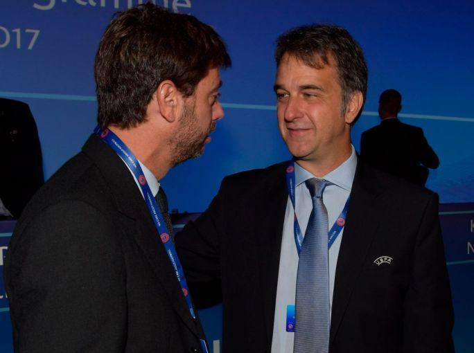 """Michele Uva Eletto Vice Presidente Della UEFA: """"Lavorerò Per Lo Sviluppo Del Calcio In Europa"""""""