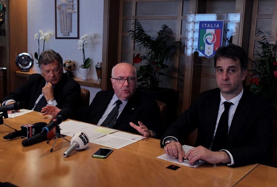 Tavecchio Commissario Della Lega Serie A
