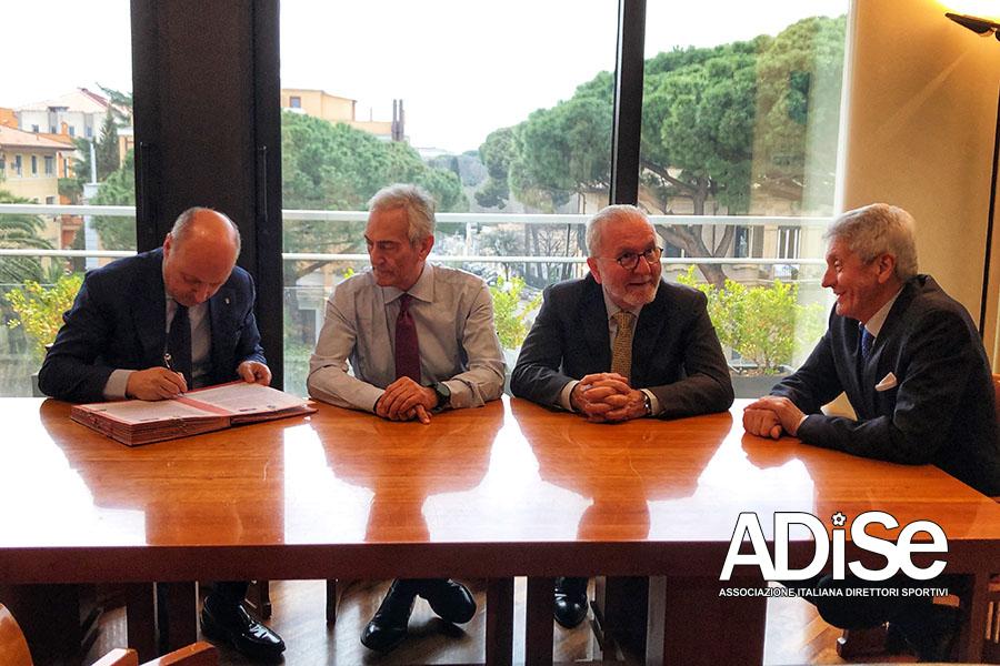 Siglato L'accordo Collettivo Con La Lega Pro