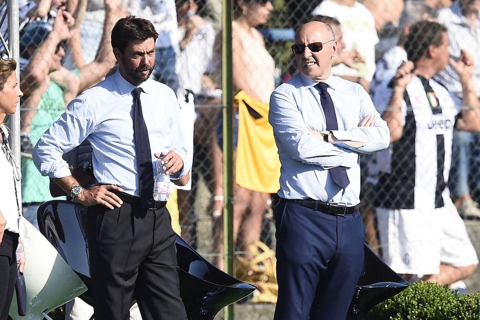 Il Presidente Dell'Adise Giuseppe Marotta In Un'intervista Parla Del Ruolo Del Direttore Sportivo