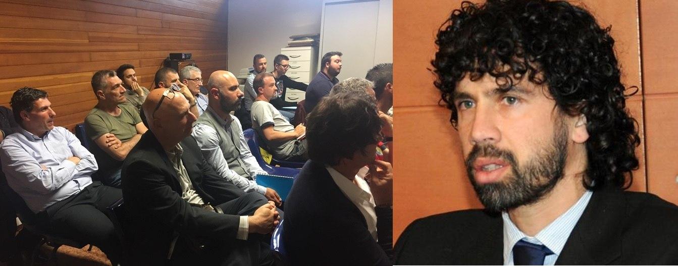 ADISE, Damiano Tommasi In Cattedra Al Corso Per Collaboratore Della Gestione Sportiva Di Verona