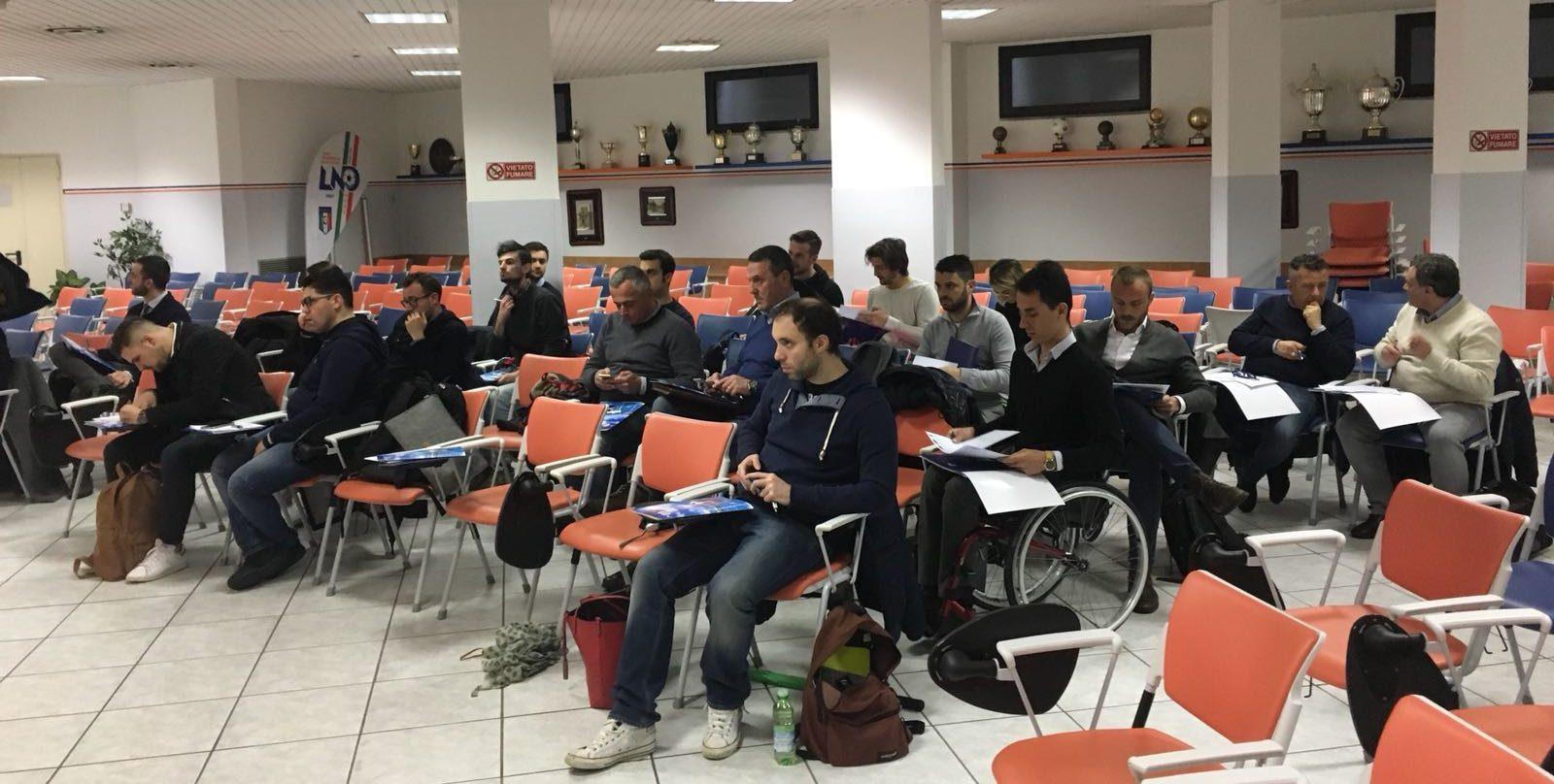Iniziato A Milano Il Corso Per Collaboratori Della Gestione Sportiva