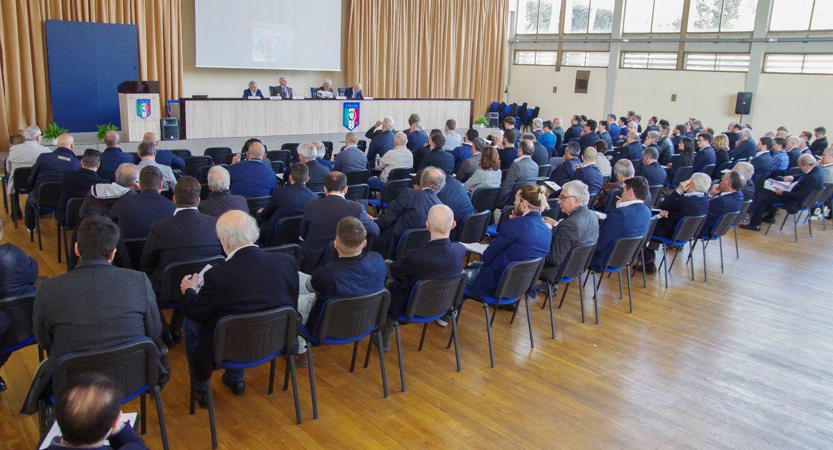 Le Nuove Cariche Elettive Per Il Prossimo Quadriennio, Giuseppe Marotta Presidente