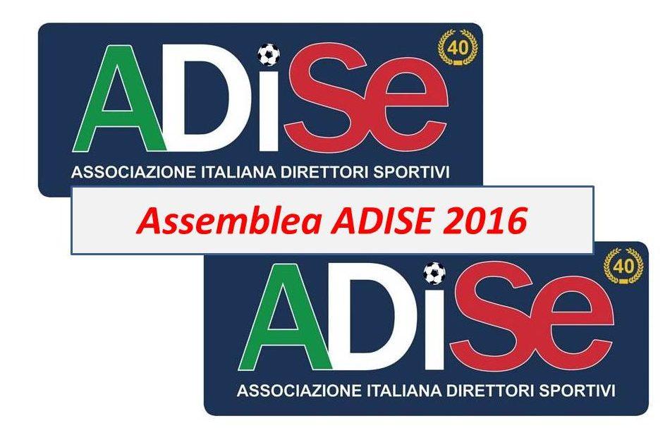 Assemblea Dell'ADISE: Integrazione All'ordine Del Giorno