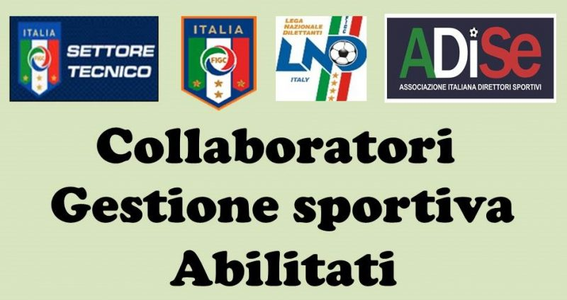 I Collaboratori Abilitati In Emilia-Romagna, Toscana, Basilicata E Sicilia
