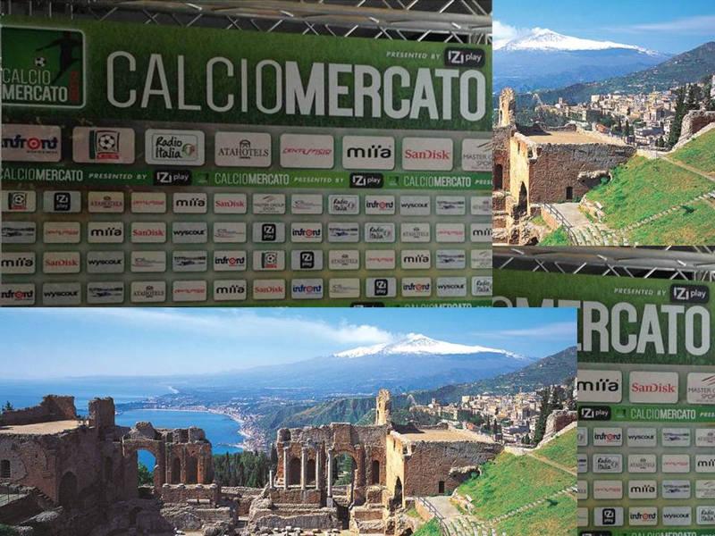 A Taormina Il 24 E Il 25 Agosto Un'inedita Finestra Sul Calciomercato