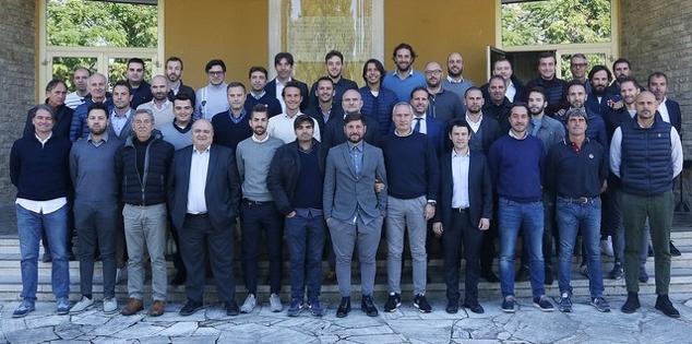 I Nuovi Diplomati Del Corso Per Direttori Sportivi