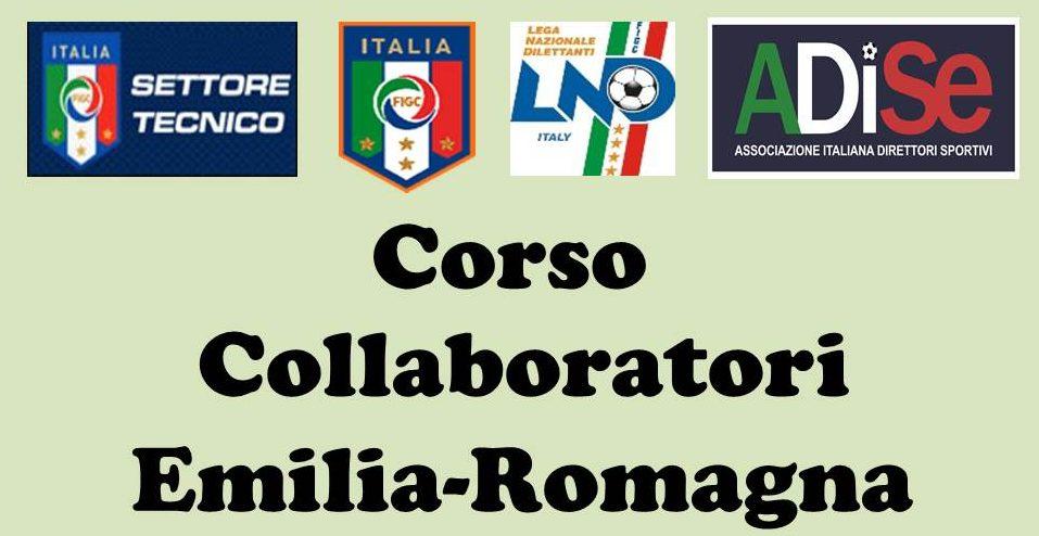 Il Programma Del Corso Per Collaboratori Del Comitato Regionale Emilia-Romagna