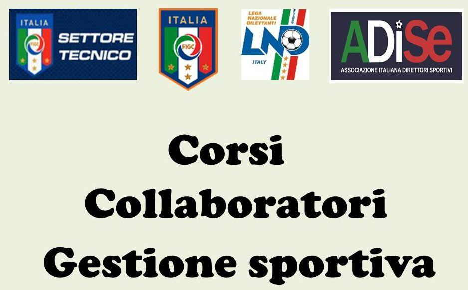 Corsi Per Collaboratori Della Gestione Sportiva In Puglia E Sicilia, Chiusura Iscrizioni Il 7 Giugno