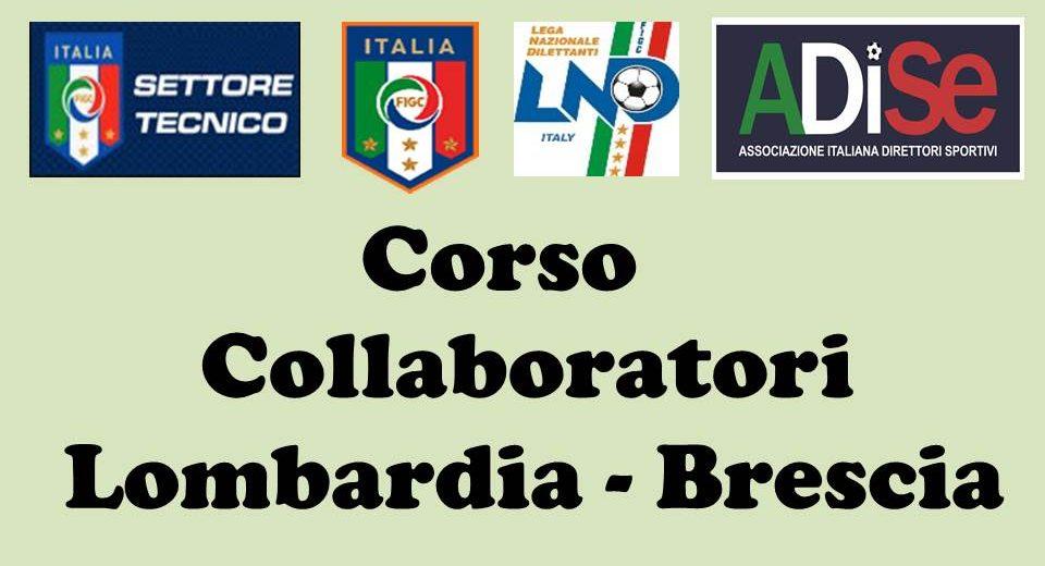 Al Via Il Corso Per Collaboratori Di Brescia
