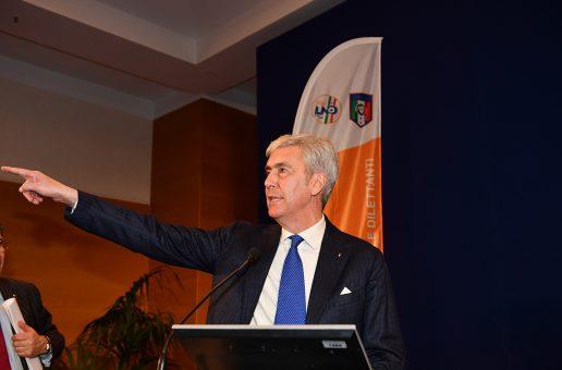 Cosimo Sibilia Nuovo Presidente Della LND