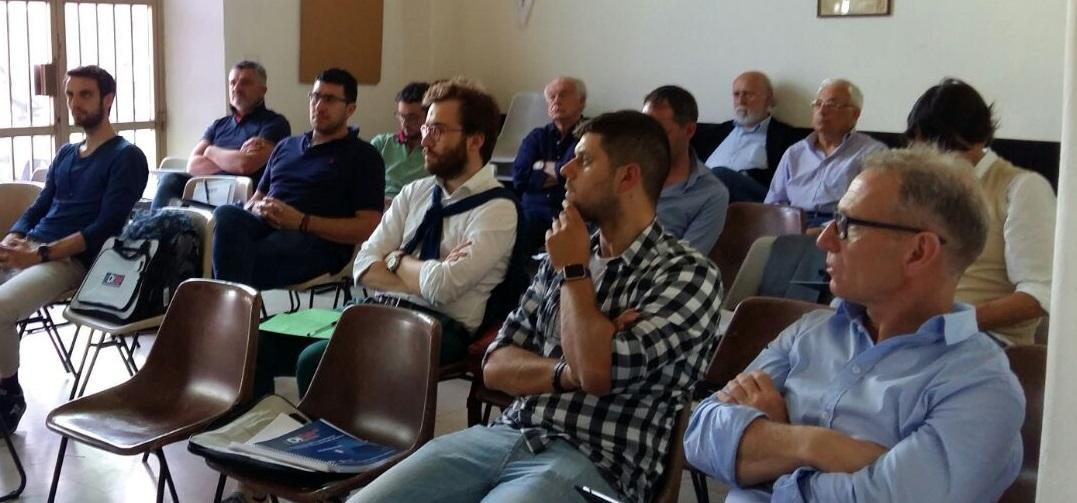 L'ADISE Al Corso Per Collaboratori Della Toscana