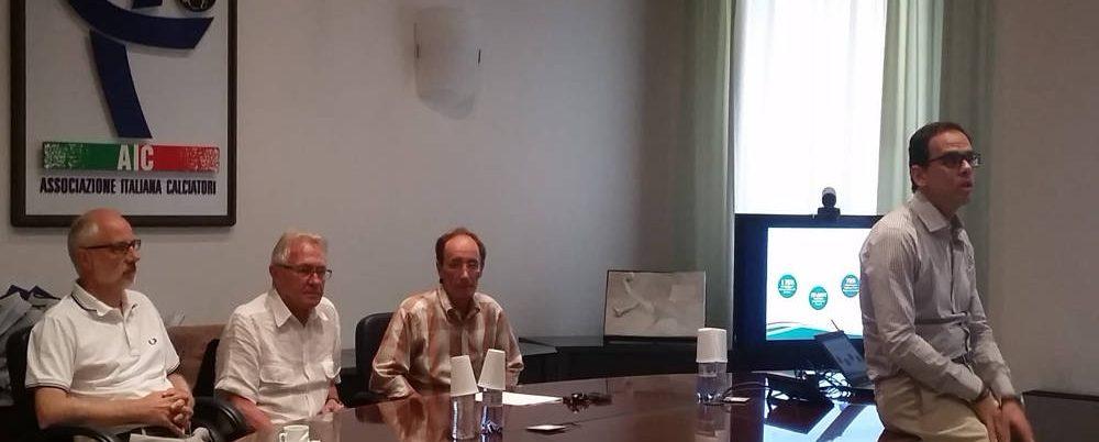 Il Corso Per Collaboratori Di Vicenza Presso L'Associazione Italiana Calciatori
