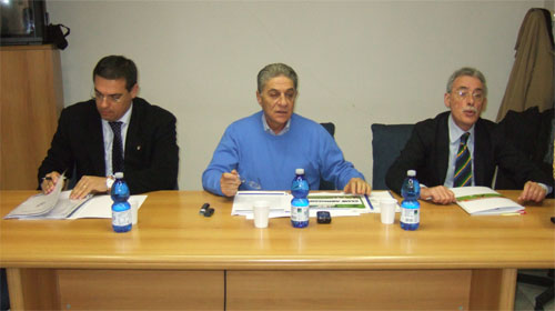 Una Dichiarazione Di Daniele Ortolano, Presidente Del Comitato Regionale Abruzzo