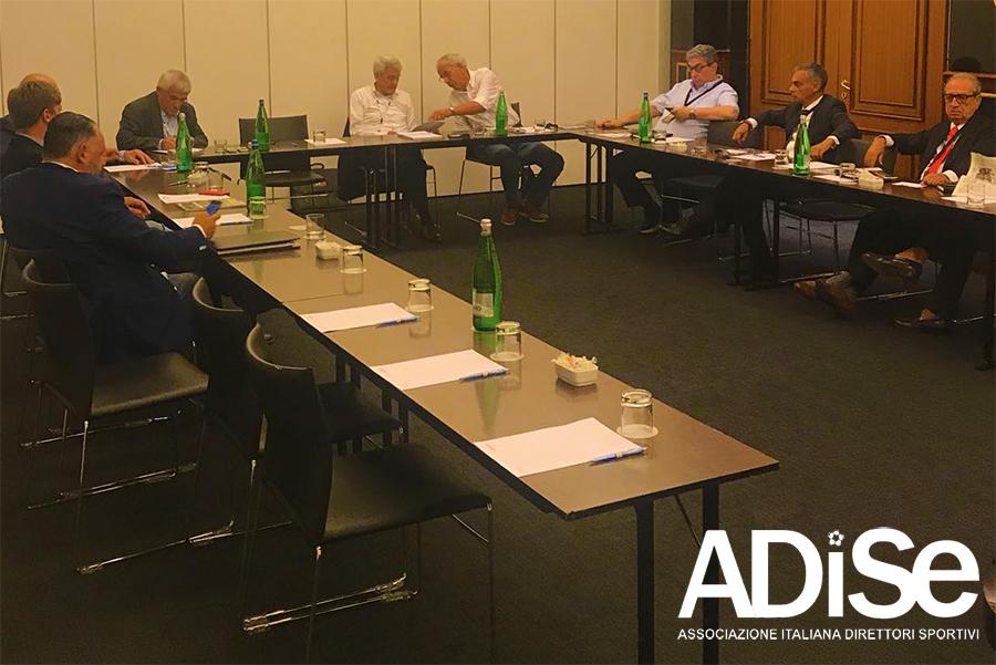 Comitato Esecutivo Del 24 Agosto 2018