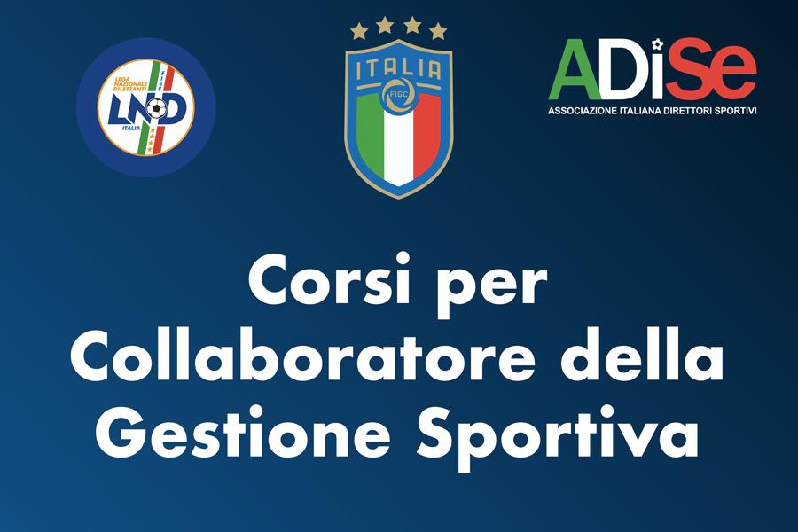 Corso Collaboratore Della Gestione Sportiva – Perugia