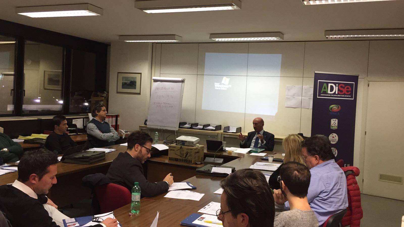 Prorogata La Data Di Iscrizione Al Corso Per Collaboratori Della Gestione Sportiva In Programmazione Al Comitato Regionale Campania