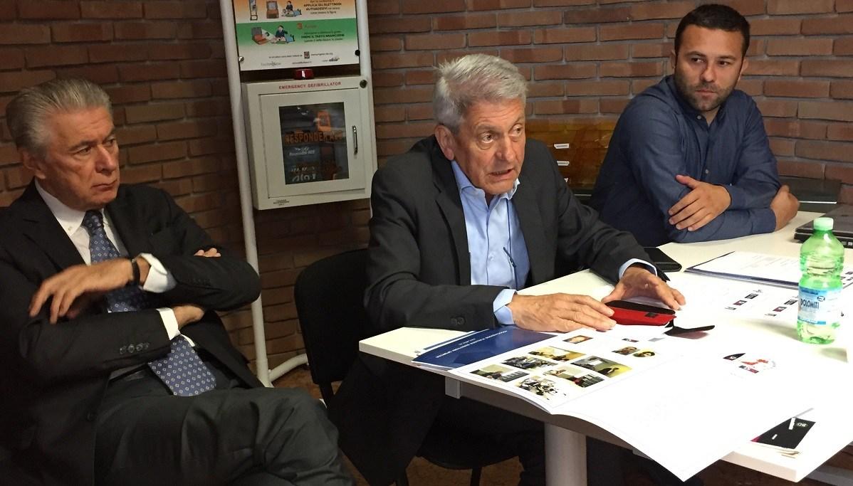 I Collaboratori Della Gestione Sportiva Abilitati Al Corso Di Verona