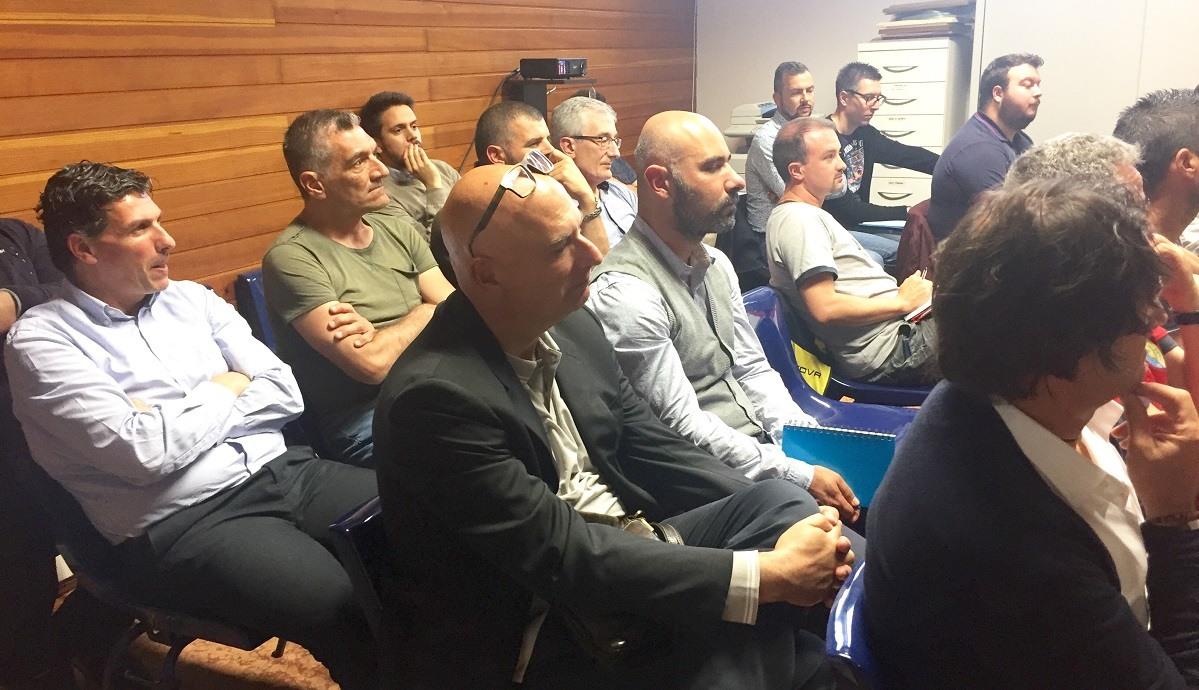 Corsi Per Collaboratori Della Gestione Sportiva In Programmazione Ai Comitati Regionali Del Lazio, Basilicata E Friuli Venezia Giulia