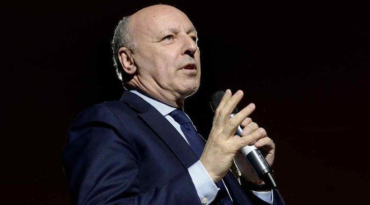 Riunione Del Consiglio Direttivo A Milano Con Il Presidente Marotta