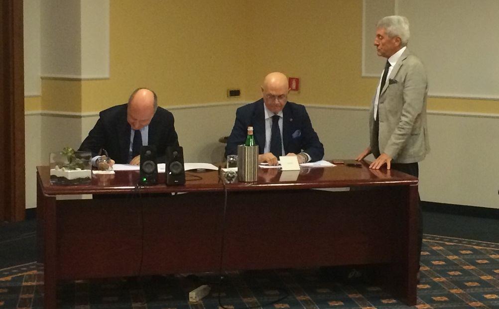Il Presidente Marotta Tiene Il Suo Primo Consiglio Direttivo, Eletti I Tre Vicepresidenti: Molinari, Cipollini E Galasso