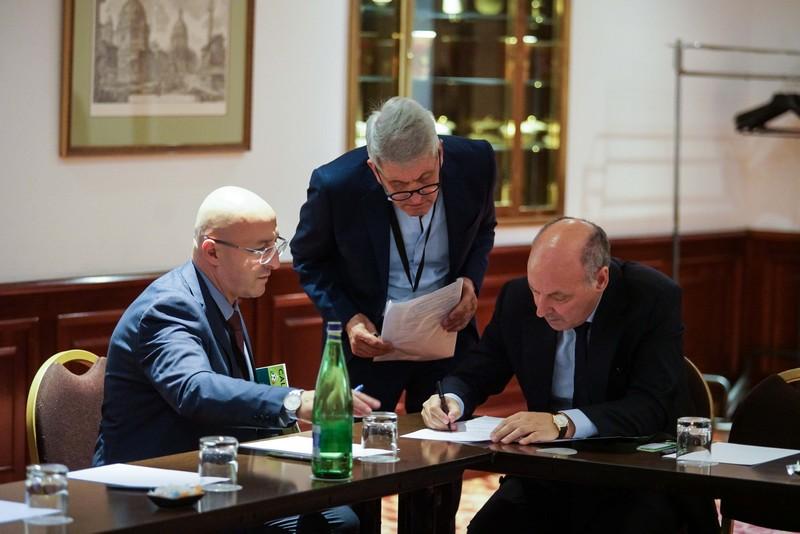 Riunione Operativa A Torino Della Presidenza ADISE