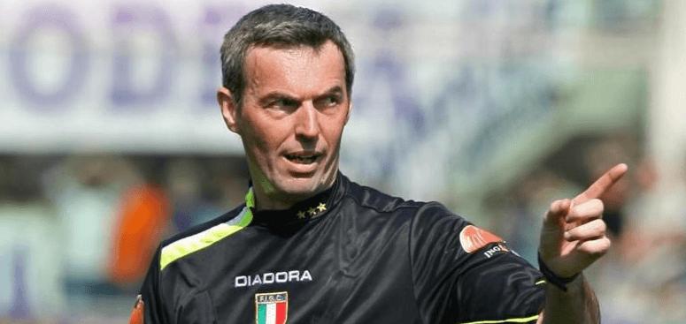 Si è Spento Stefano Farina, Ex Arbitro Attuale Designatore Della Serie B