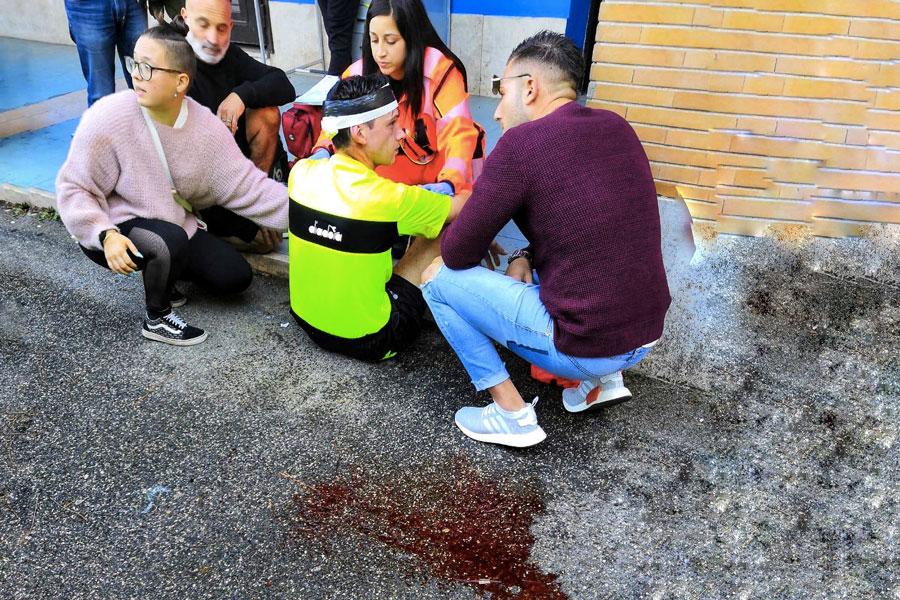 L'ADISE CONDANNA L'EPISODIO DI VIOLENZA CONTRO UN GIOVANE ARBITRO