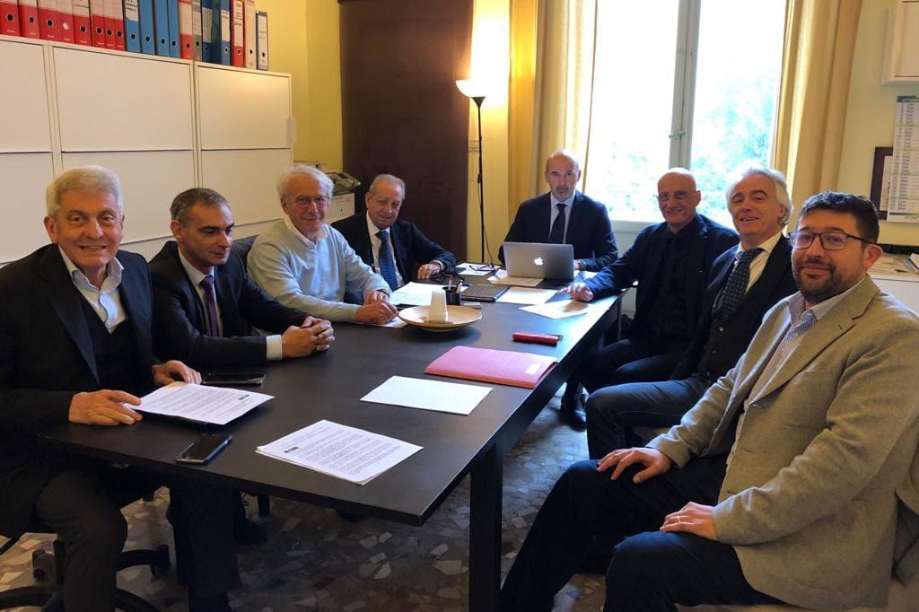 Prima Riunione A Bologna Del Comitato Delle Riforme