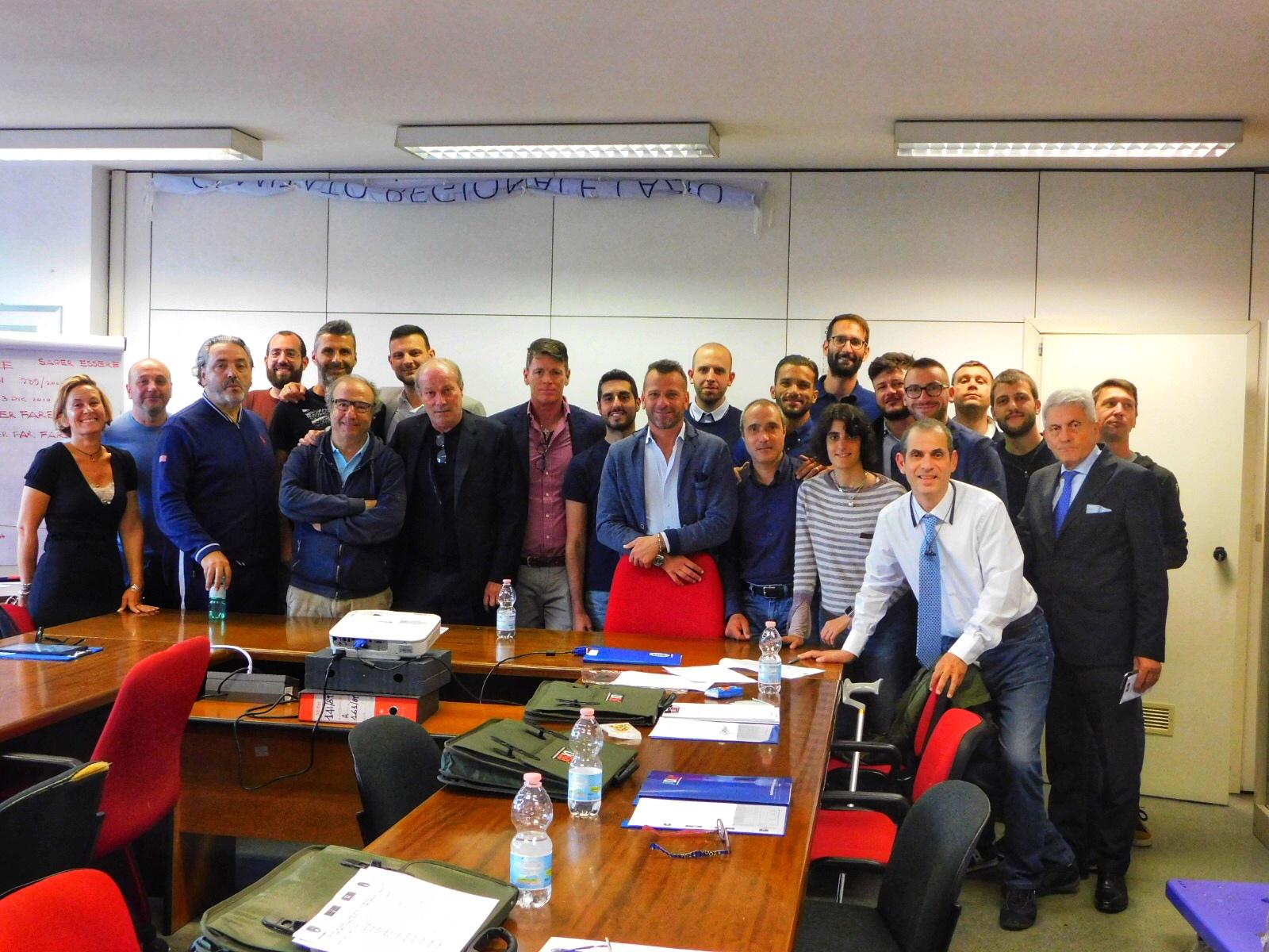 CORSI PER COLLABORATORIDELLA GESTIONE SPORTIVA In Calabria E Lombardia