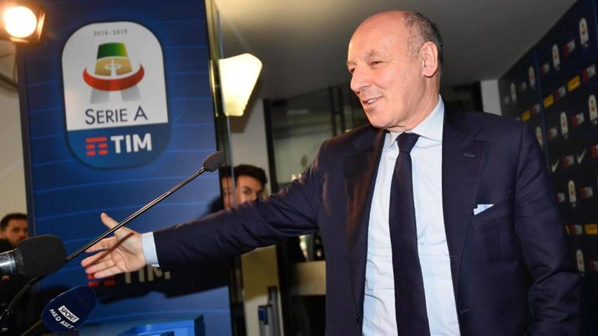 Intervista Al Presidente Marotta Su Sportweek