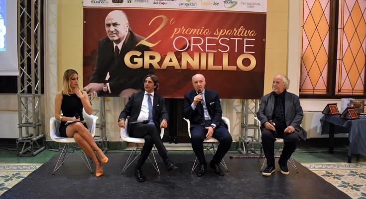 """A GIUSEPPE MAROTTA IL PREMIO """"ORESTE GRANILLO"""""""