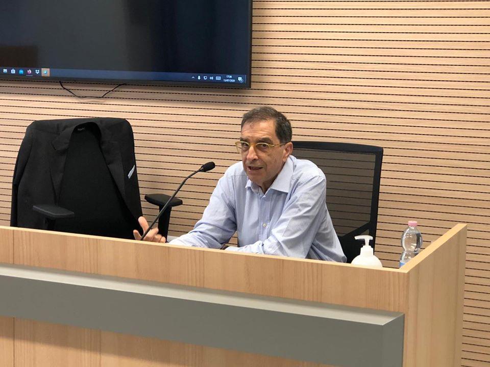 Il Professor Piero Sandulli Nuovo Docente Per I Corsi Di Collaboratore Della Gestione Sportiva